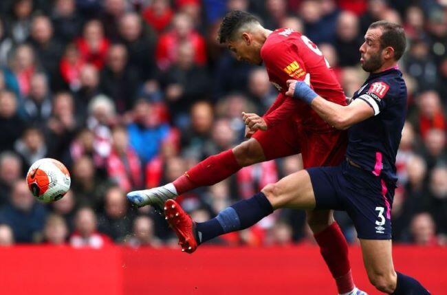 Gan, Masih Ingat Kapan Roberto Firmino Cetak Gol di Anfield?