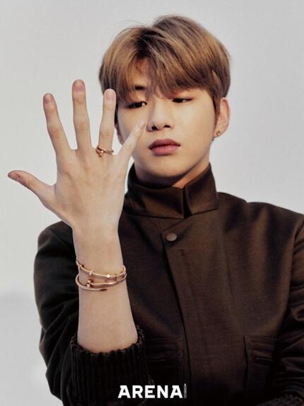 Kang Daniel Konfirmasi Comeback dengan Mini Album Pertama