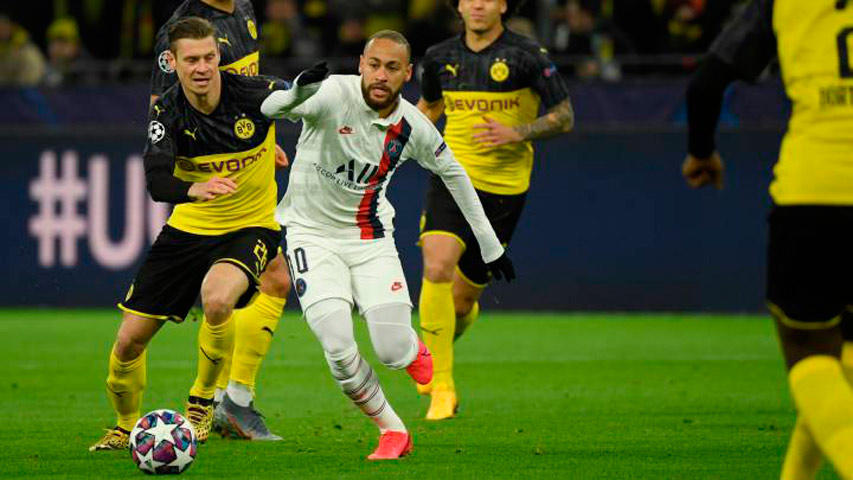 Dampak Virus Corona, PSG vs Borussia Dortmund di Liga Champions Digelar Tertutup