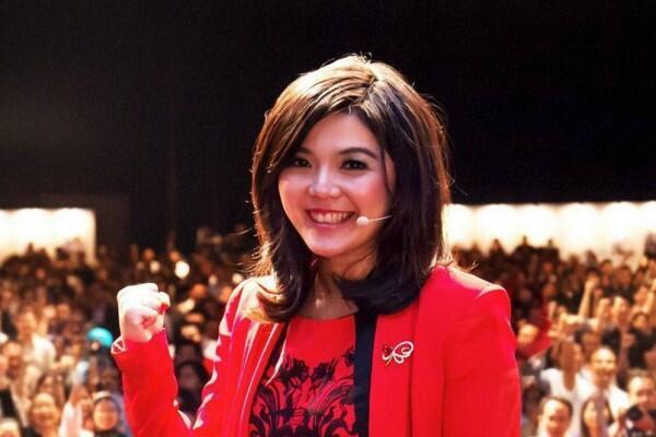 Wanita Inspiratif Menjadi Motivator Wanita Nomor 1 di Asia!