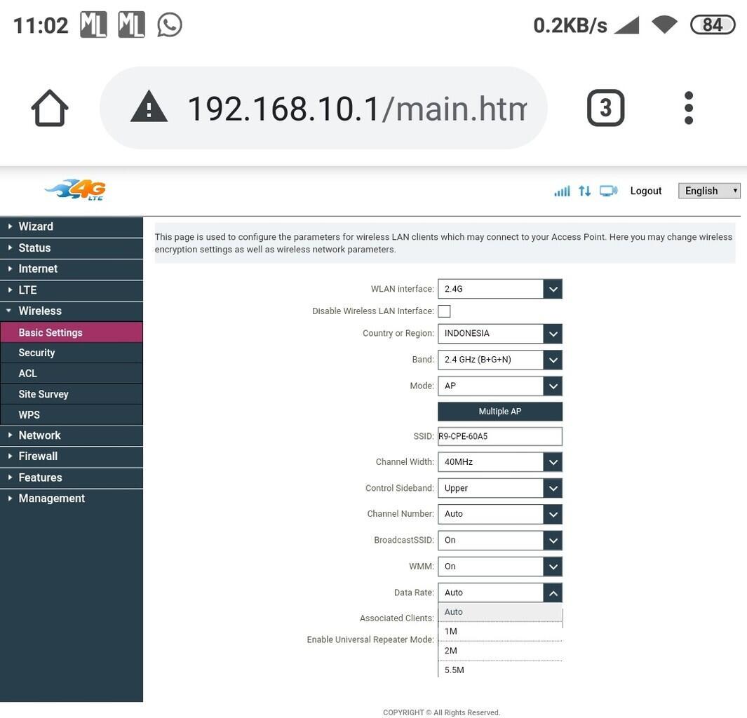 [REVIEW] 4G LTE Router R9 CPE QUECTEL