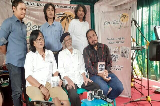 BendGo Bangkitkan Semangat Cinta Tanah Air Lewat Album Tradisi Pertiwi