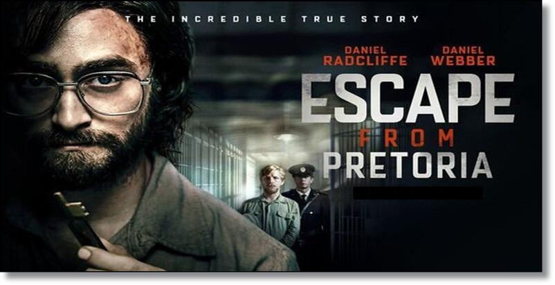 Escape From Pretoria (2020), Kisah Nyata Kaburnya Tapol dari Penjara Pretoria