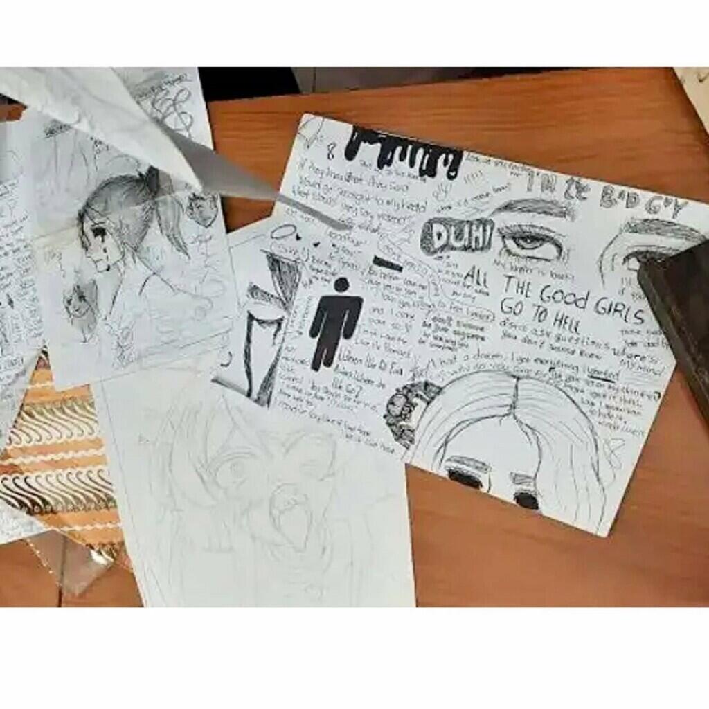Makna Sketsa Penyiksaan Remaja 15 Tahun yang Melakukan Pembunuhan Sadis