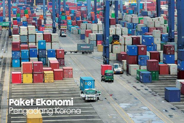 Antisipasi Dampak Wabah Corona, Pemerintah Buat Kebijakan Paket Ekonomi