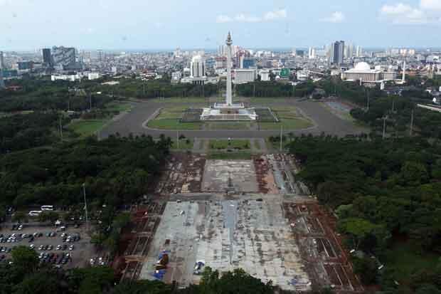 DPRD DKI Jakarta Harap Revitalisasi Monas Bermanfaat Bagi Masyarakat