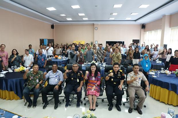 Bea Cukai Bantu Galakkan Ekspor Langsung di Sulawesi Utara