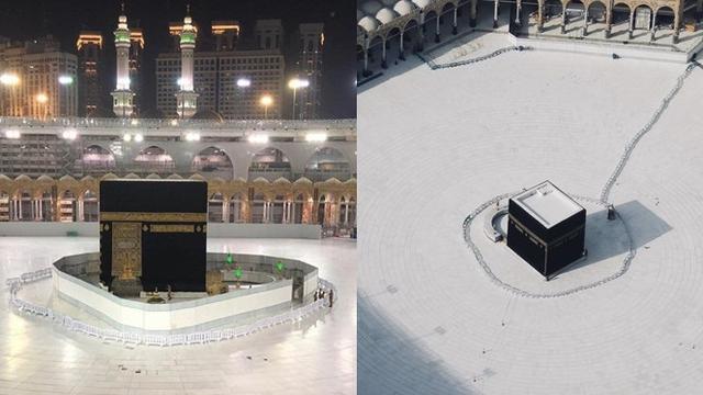 Corona Merajalela! Arab Saudi Batasi Sholat Jumat & Larang Iktikaf. Tuhan ada Dimana?