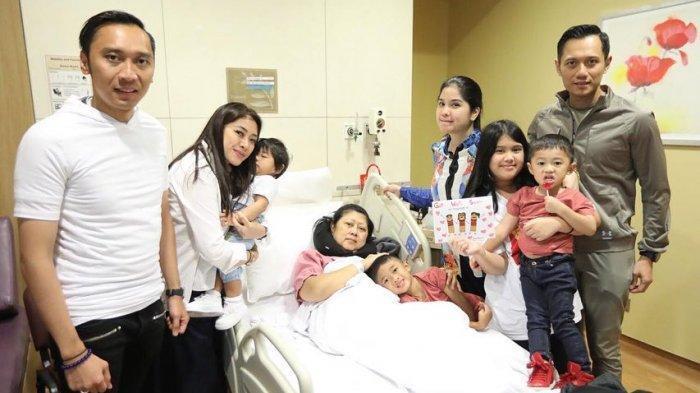 Ani Yudhoyono, Inspirasi Wanita Tangguh di Balik Tubuh Rapuhnya