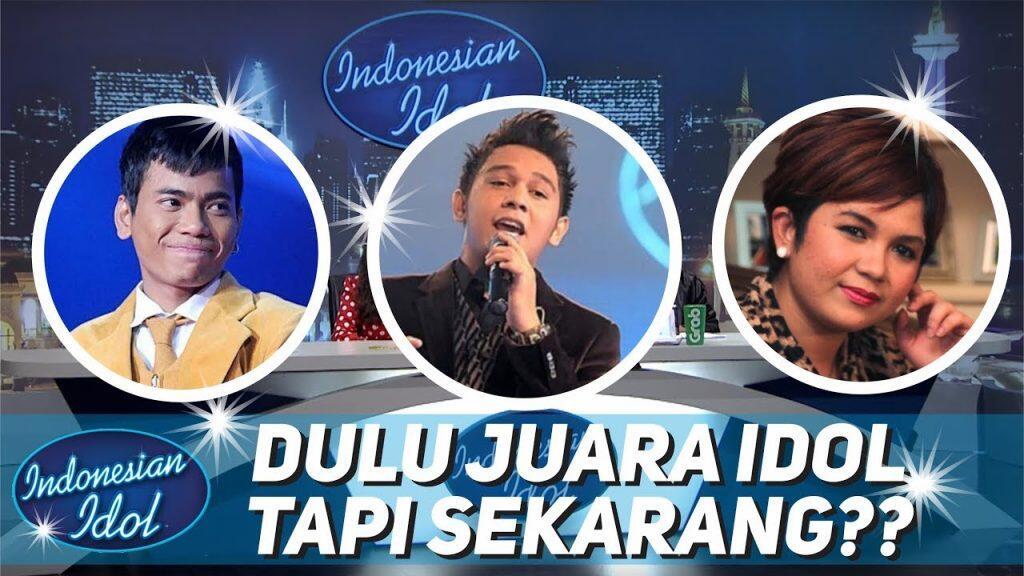 Kutukan Menjadi Pemenang Indonesian Idol yang Jarang Diketahui