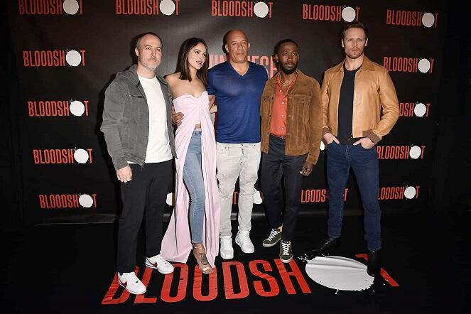Bloodshot akan dirilis pada 11 Maret 2020.