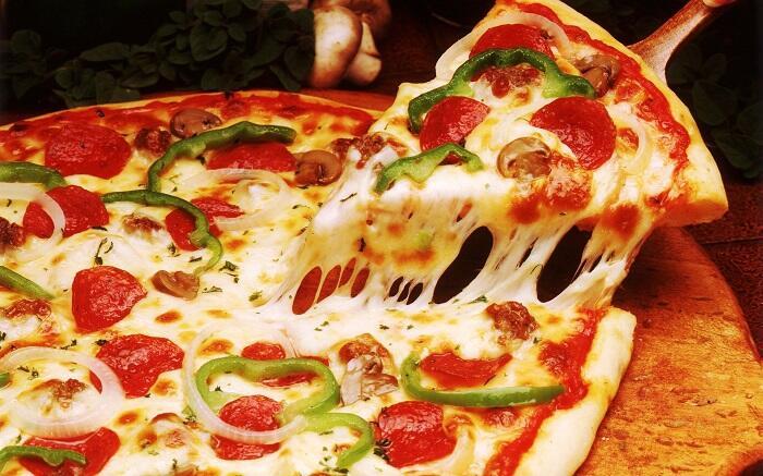 Resep Pizza Adonan Tipis