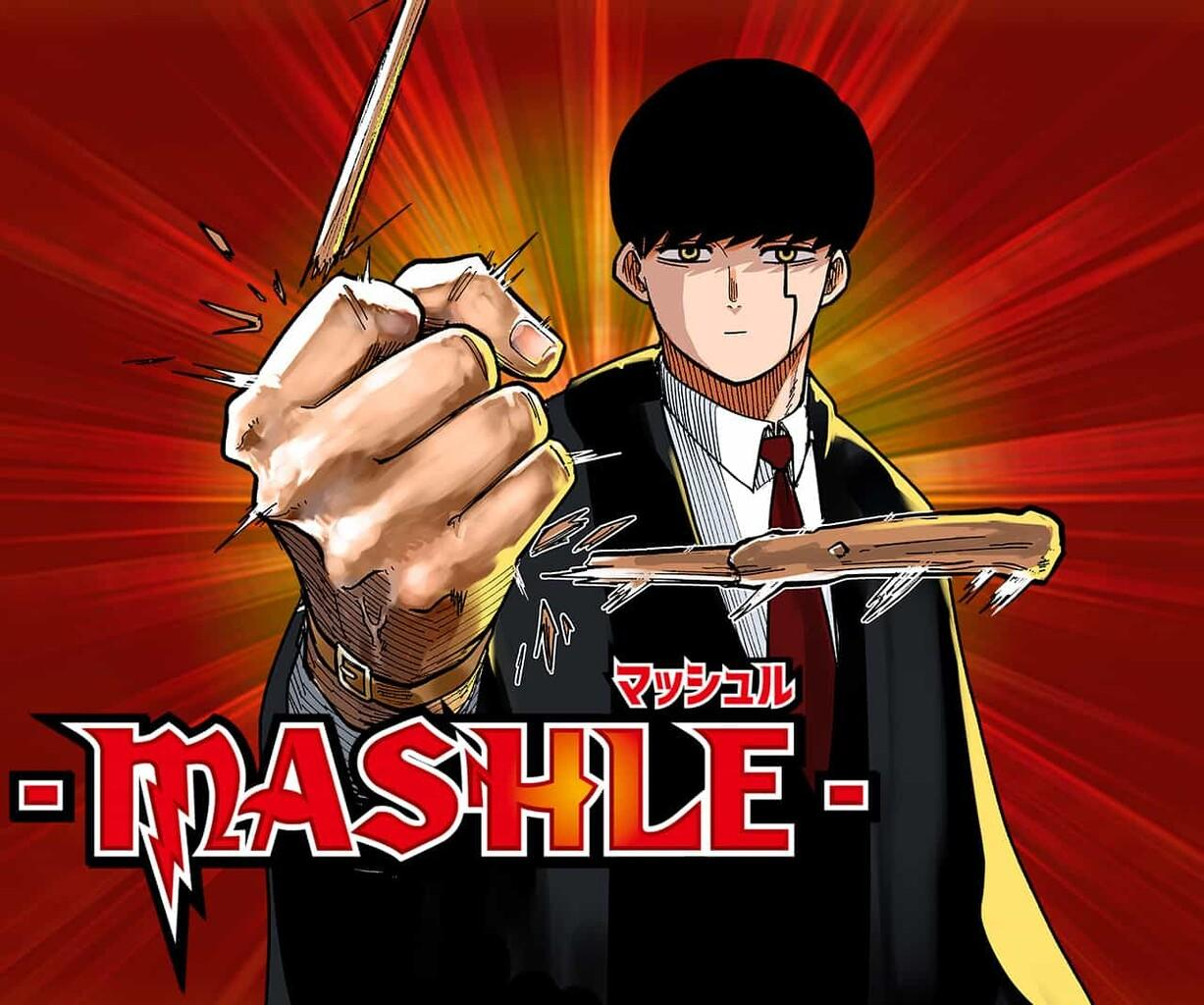 MASHLE: Magic and Muscles