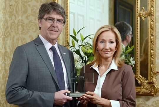 J. K. Rowling, Wanita Introvert Penulis Harry Potter yang Mampu Sihir Dunia