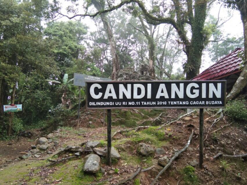 [COC Regional: Lokasi Wisata] Duplak Bejagan & Candi Angin di Desa Tempur
