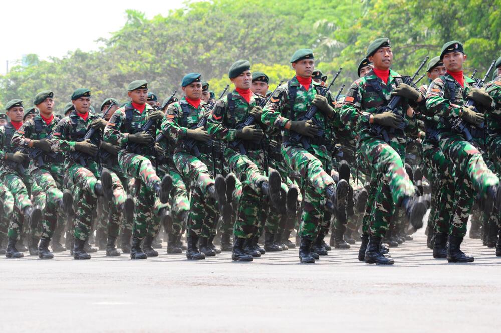 Takdir Prajurit di Ujung Peluru Kelompok Kriminal Bersenjata Papua