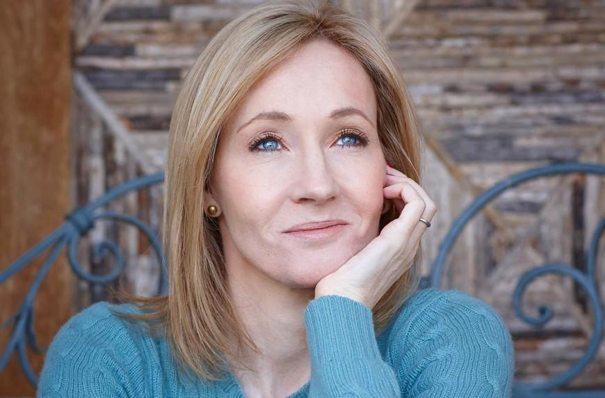 J.K. Rowling Penulis Wanita Inspiratif