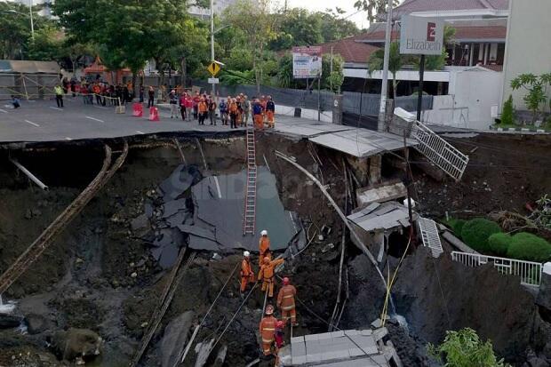 Tren Bencana Alam Awal Tahun Menurun