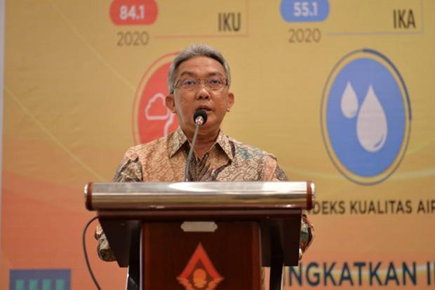 Tingkatkan Kualitas Lingkungan, Pemda Diminta Koordinasi dengan SKPD