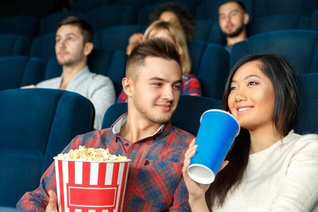 Jangan Grepe-grepe! CCTV di Bioskop Bisa Rekam Gerak-gerik Penonton dengan Jelas