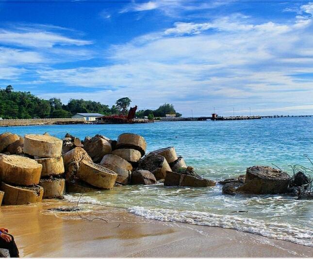 [ COC Regional : Lokasi Wisata ] Pesona Pantai Linau Bengkulu