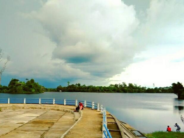 [ COC Regional : Lokasi Wisata ] Keindahan Alam Danau Nibung