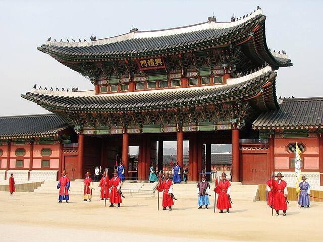 Gyeongbokdong Palace