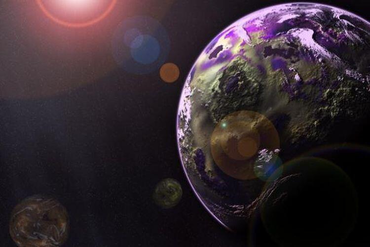 Rahasia Alam Semesta: Mungkinkah Dulu Bumi Purba adalah Dunia Air?