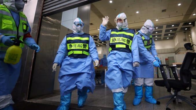 Beijingobjectstoterm'Wuhan coronavirus,' and says it may not have originated in China