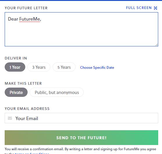 Kirim Email Untuk Kamu Masa Depan? Bisa!