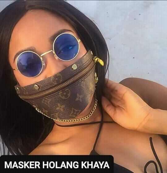 11 Jenis Masker Paling Nyeleneh, Bikin Ngakak!