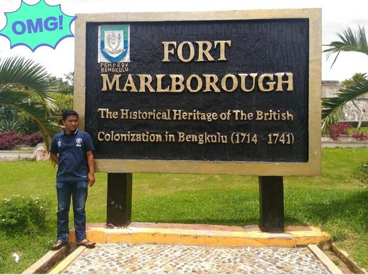 [ COC Regional : Lokasi Wisata ] Benteng Marlborough Tempat Wisata Bersejarah.