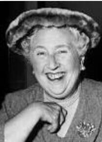 Agatha Christie, Inspirasi Misteri Tak Akan Habis