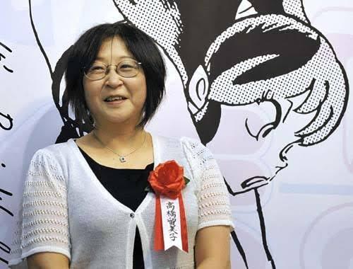 Rumiko Takahashi Sosok Dibalik Suksesnya Inuyasha Dan Ramma Yang Menginspirasi