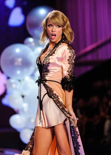 Ekspresif Dan Berprestasi Seperti Taylor Swift Inspirasiku