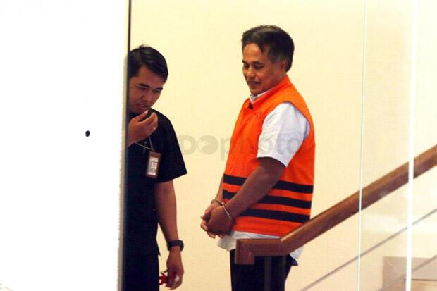 Kasus Pengadaan Proyek di Kalimantan Timur, KPK Eksekusi Pemberi Suap