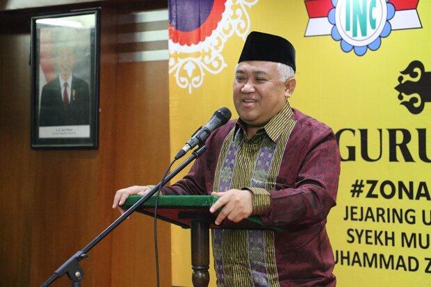 Darurat Corona, Din Syamsuddin: Perketat Pengawasan WNA Masuk Indonesia