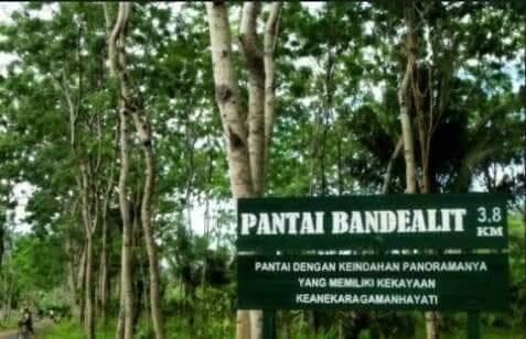 [COC Regional: Pariwisata] Bande Alit, Misteri Manusia Kerdil Dan Pantai Yang Eksotis