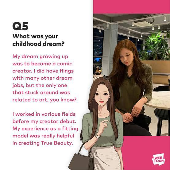 Sempat Hidup Terpuruk dan Putus Asa, Ini Perjalanan Webtoonist Yaongyi Menuju Sukses