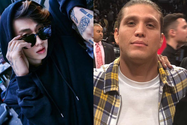Setelah Insiden Tamparan, Brian Ortega Minta Maaf pada Jay Park