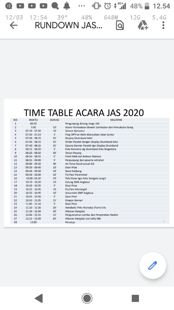 Tetap Digelar, JOGJA AIR SHOW 2020 di Bawah Bayang-bayang Virus Corona
