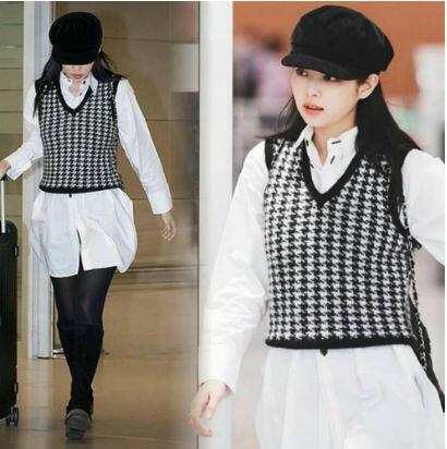 10 Gaya Topi ala Jennie BLACKPINK, Tampilan Stylish yang Mudah Ditiru!