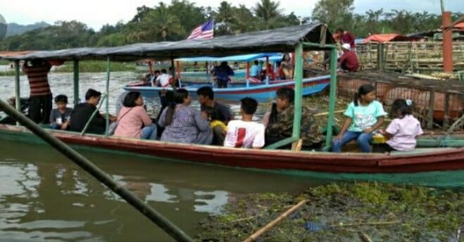 [ COC Regional : Lokasi Wisata ] Pesona Alam Danau Tes Kabupaten Lebong