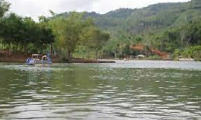 [ COC Regional : Lokasi Wisata ] Danau Picung Peninggalan Belanda di Kabupaten Lebong