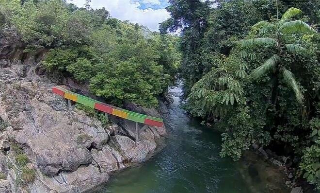 [ COC Regional : Lokasi Wisata ] Objek Wisata Air Putih Lebong