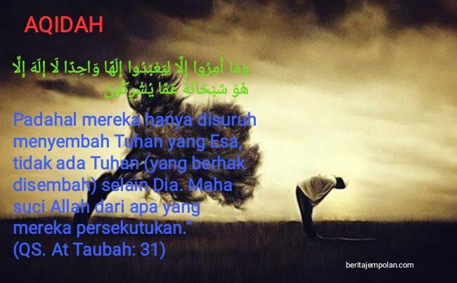 Prinsip Aqidah Seorang Muslim