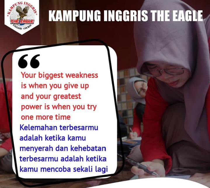 Kata-kata Bijak Bahasa Inggris Yang Menginspirasi