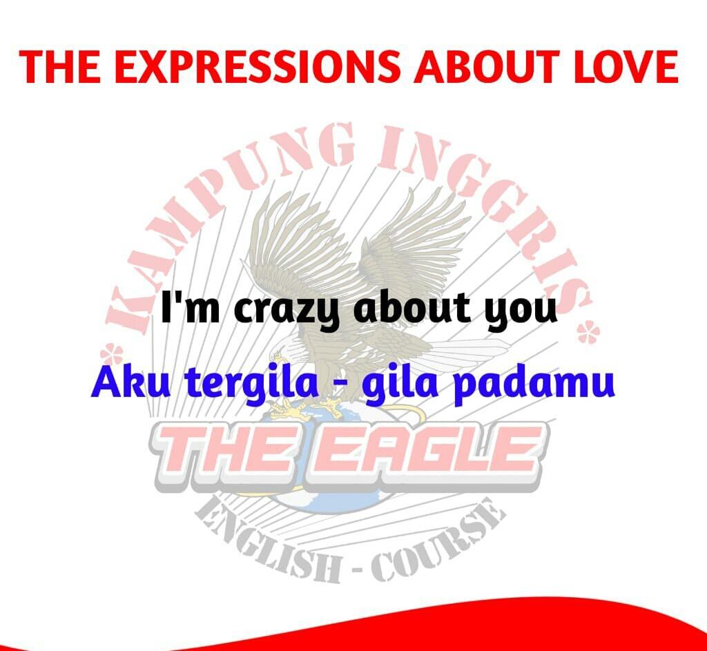 Expressions Tentang Cinta Bahasa Inggris