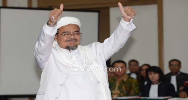 Pesan Menyejukkan dari Habib Rizieq Buat Masyarakat Indonesia yang Dilanda Corona