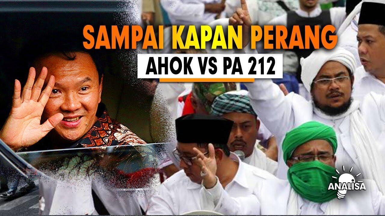 Mujahid 212 Tolak Ahok Pimpin Ibu Kota Baru, Novel: Bukan Karena Benci atau Dendam